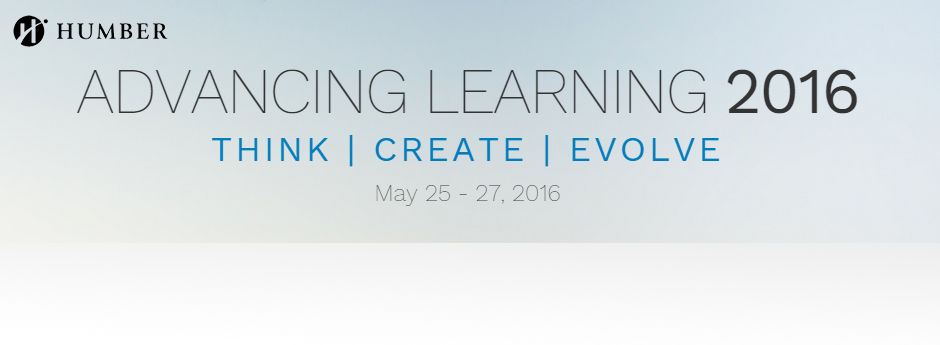Save the Date for Advancing Learning 2015: May 25 - 27, 2016.