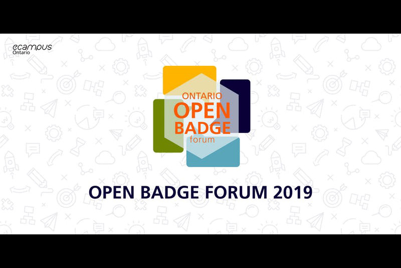 Open Badge Forum 2019
